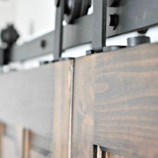 How to Make Barn Doors for Less Money