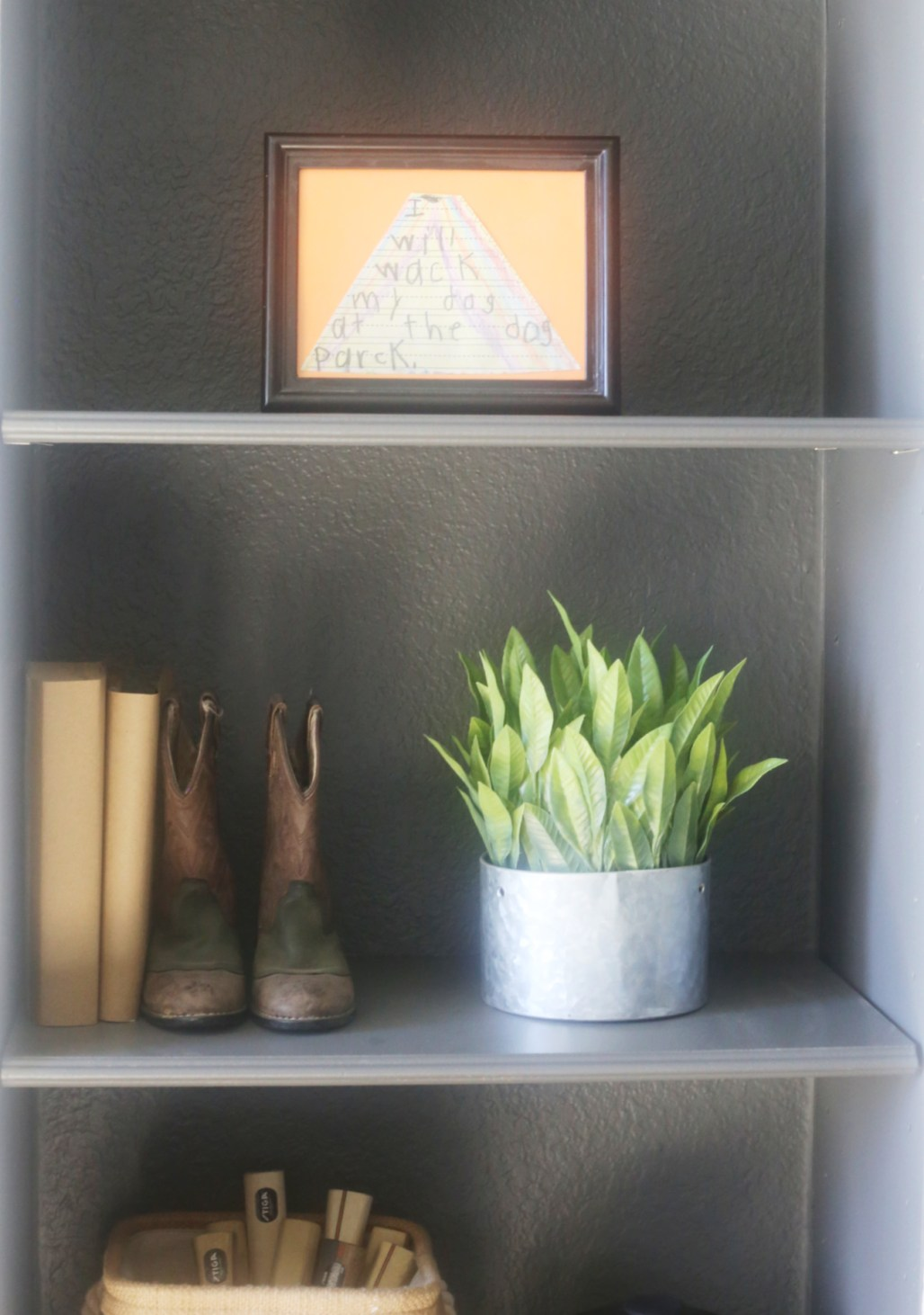 cutest-way-to-re-purpose-child's-cowboy-boots