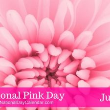 Weekending  and National Pink Day