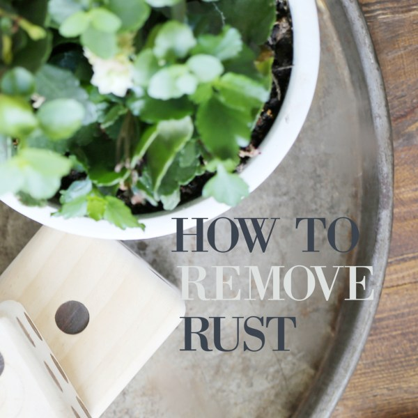 How to Remove Rust from Aluminum Accessories