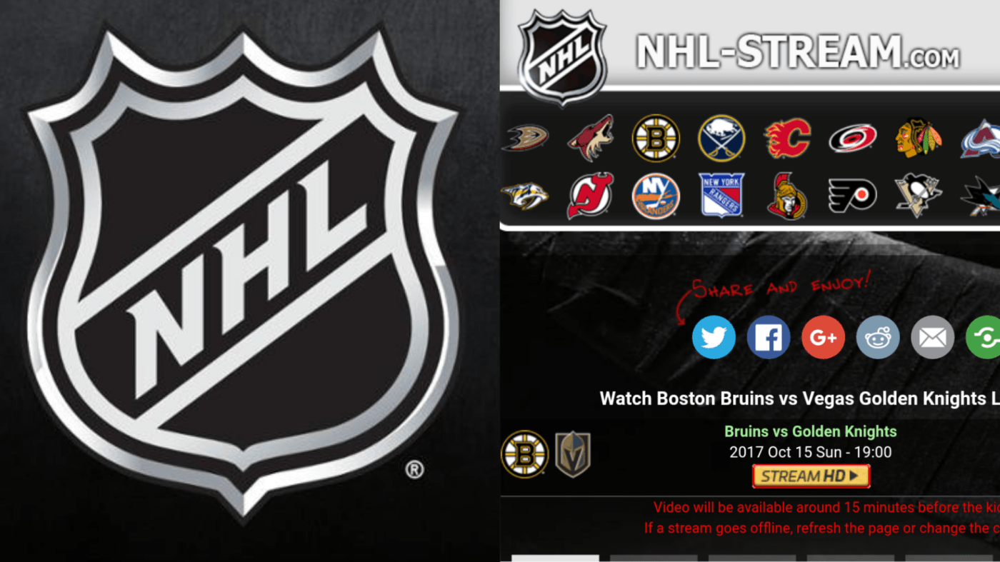 nhl streams
