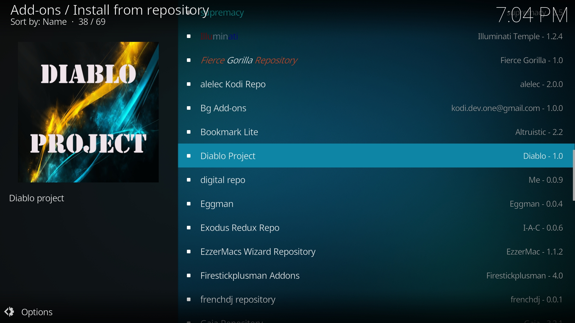 Get Kodi Popcorn Time Addon – EverydayElectronics