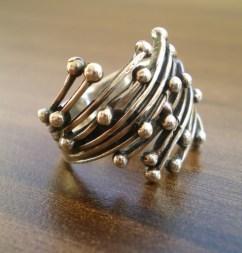 My Beautiful Silver Ring