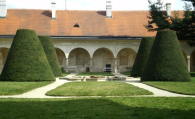 The Chateau Garden