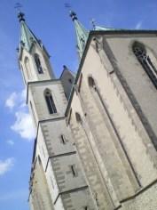 St Maurice church