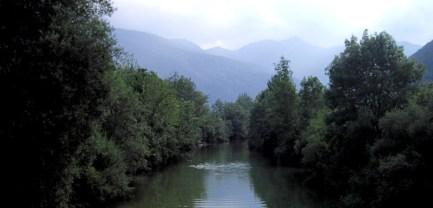 The river Savica