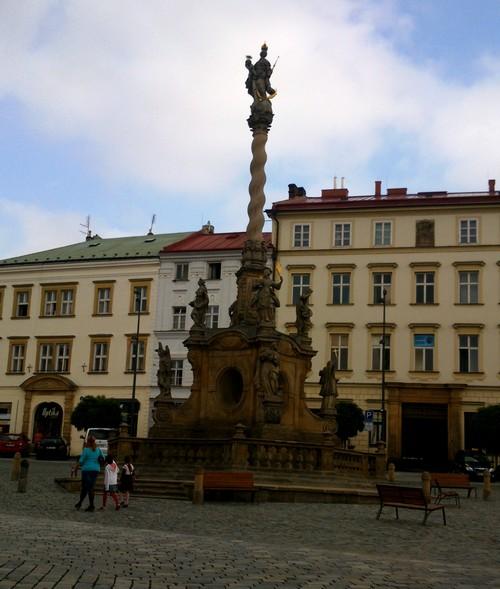 Minor Plague Column