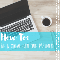 Don't Be A Good Critique Partner, Be A Great One