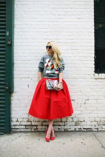 Sweatshirt street style 5