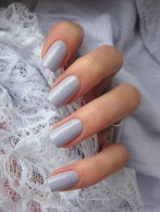 nail color grey 1