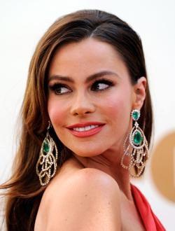 Sofia Vergara's Statement Earrings