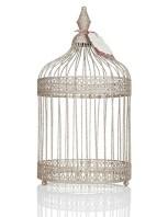 sparkling birdcage