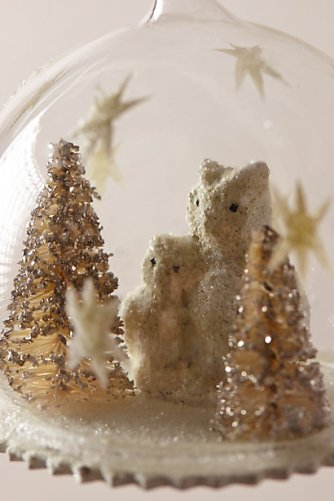 christmas tree fav decorations arctic owls