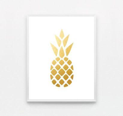Pineapple design