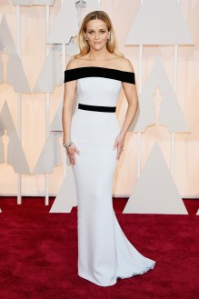 Dresses at the Oscars 2015 Reese Witherspoon