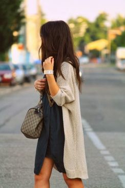 everydayfacts knitted cover up