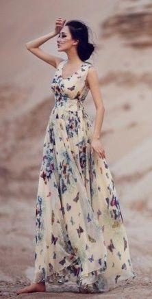 everydayfacts maxi summer dress