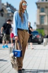 Couture fashion show Paris outfits Anna Della Russo