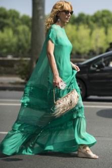 Couture fashion show Paris outfits Elina Halimi