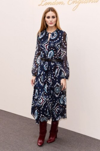 everydayfacts Olivia-Palermo London Fashion Week