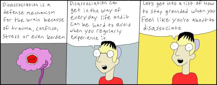 disassociation 3