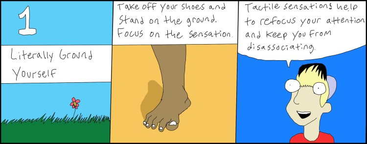 disassociation 4