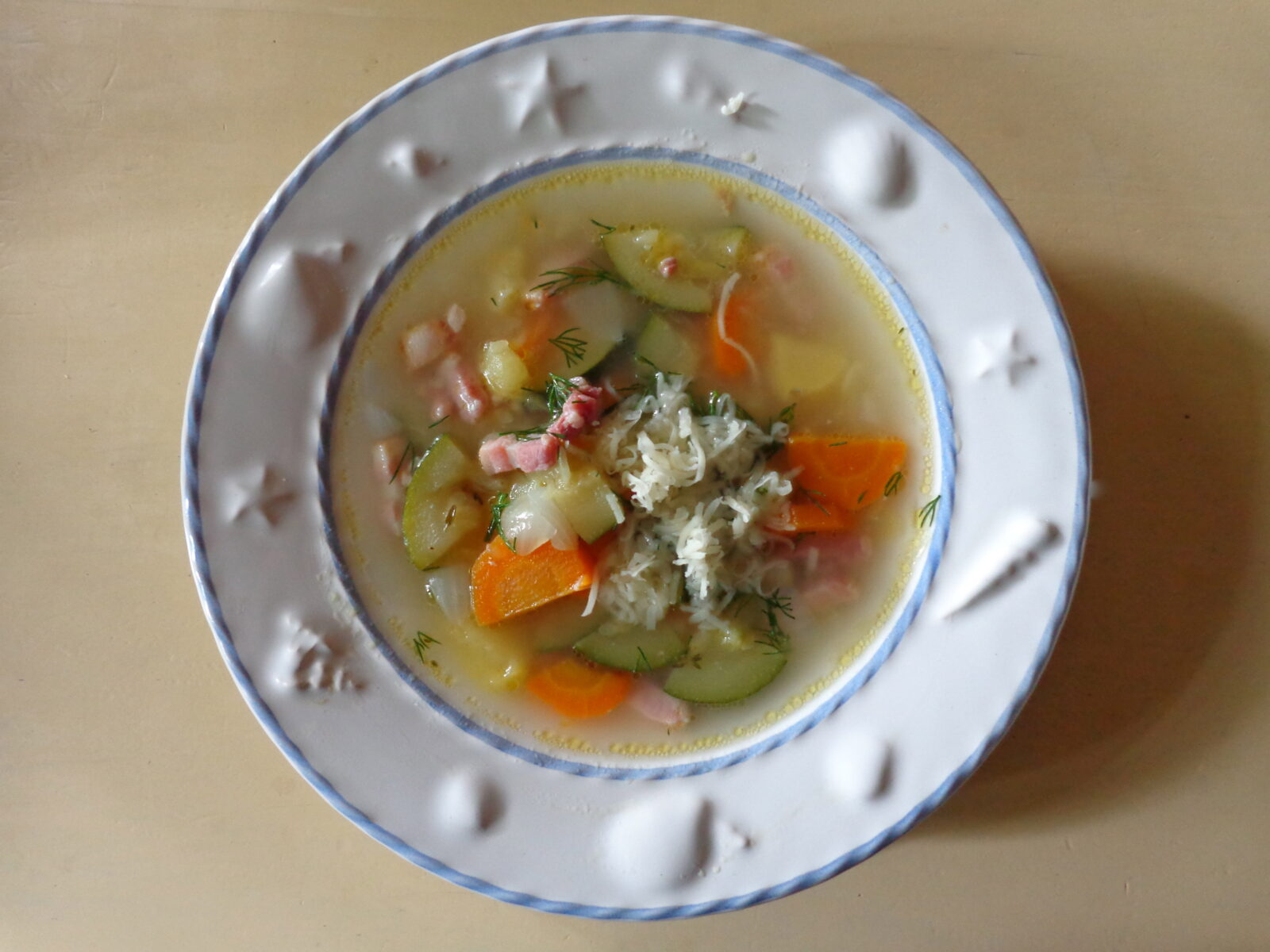 French Peasant Soup The Everyday French Chef