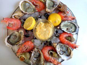 shellfish platter the everyday french
