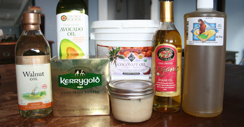 Healthy Change #3 – Know Your Cooking Oils