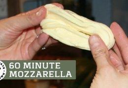 60-Minute Mozzarella