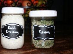 Homemade Ranch Seasoning