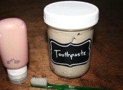 Bentonite Clay Toothpaste