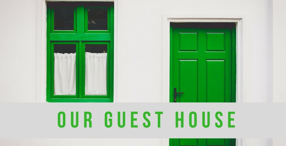 Our Guest House   #FridayReflections #RumiInspired