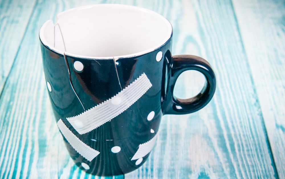 I Am A Cracked Cup  #MondayMusings