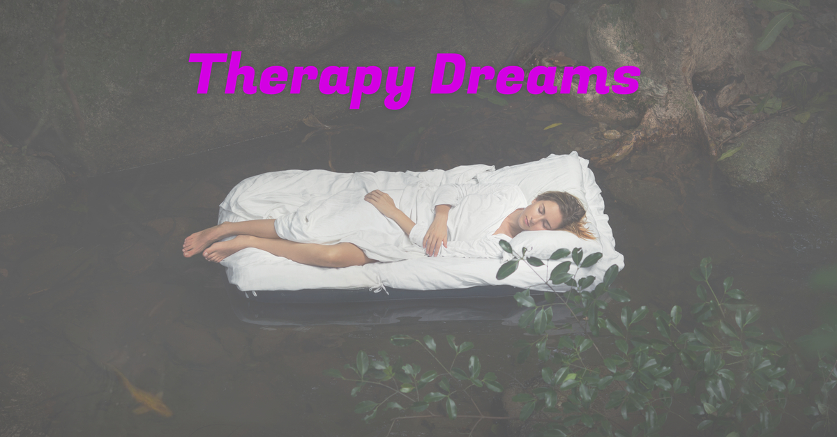 therapy dreams