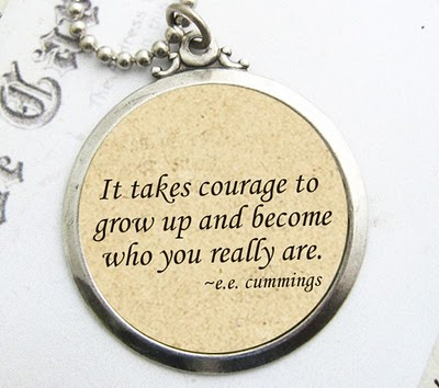 It Takes Courage