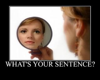Finding My Sentence