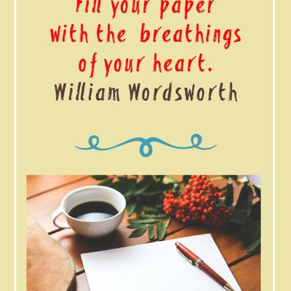 The Breathings Of My Heart  #WYHO
