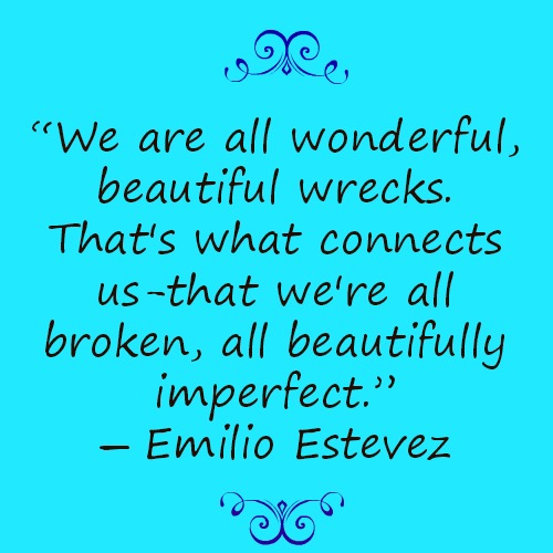 beautifully imperfect