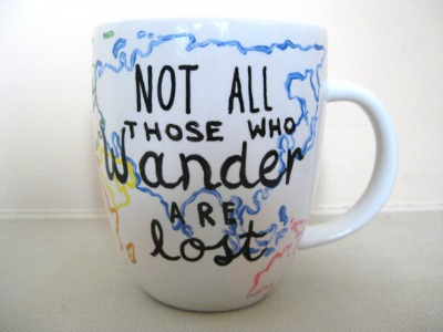 coffee cup wisdom