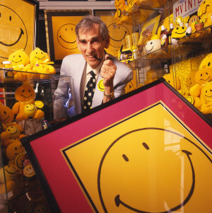Harvey-Ball-creator-of-the-smiley