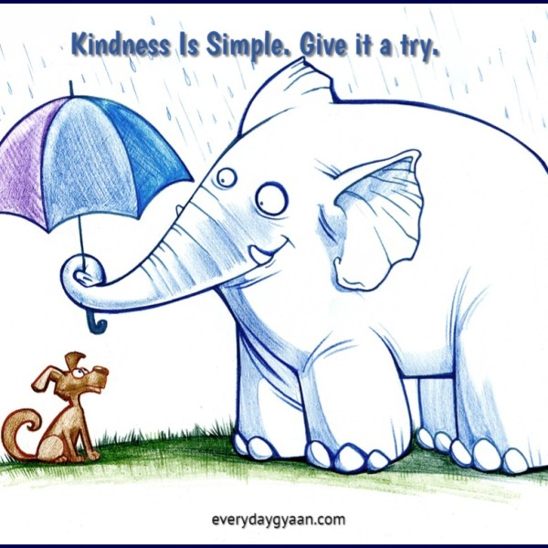 Kindness Is Simple #WorldKindnessDay