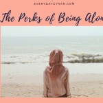 The Perks of Being Alone #MondayMusings