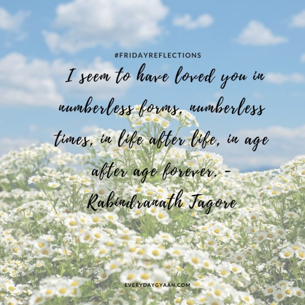 Love Without End #FridayReflections