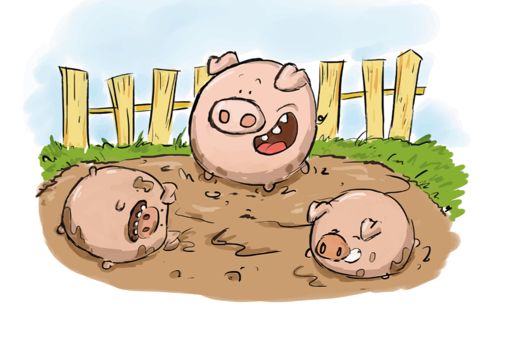 No More Wrestling With Pigs #FridayReflections