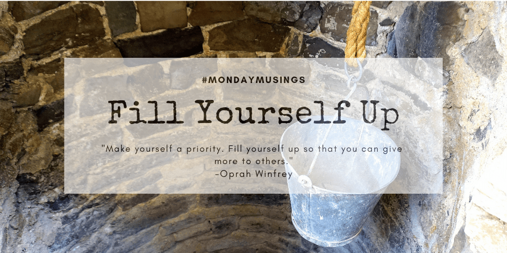 Fill Yourself Up