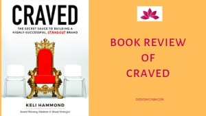 BOOK REVIEW OF CRAVED
