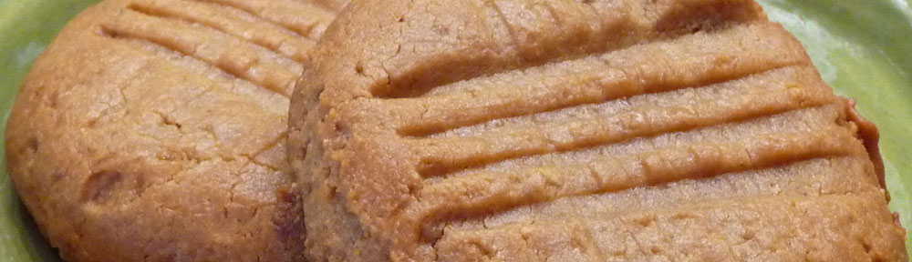 Peanut Butter Cookies—Gluten-Free, Honey-Sweetened, Crisp & Chewy