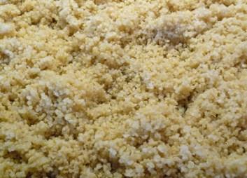 Cooked Quinoa (c) jfhaugen