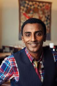 Marcus Samuelsson Inspires with Yes, Chef